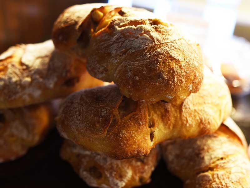 マロニエ BOULANGER PATISSIER y'KUNIEDA (ワイクニエダ)は岐阜県大垣市にある 自家製天然酵母パンとケーキのお店です。
