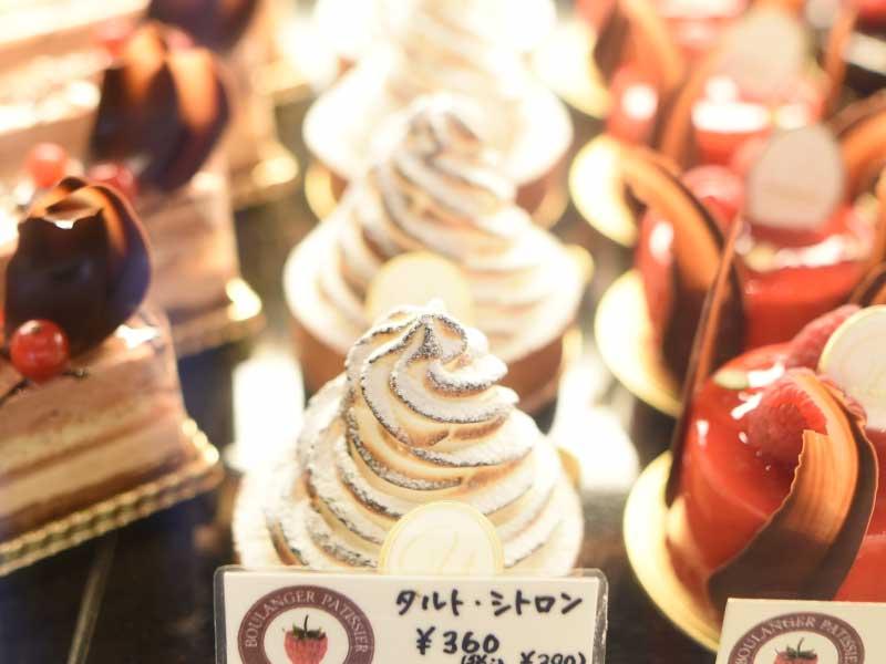 タルトシトロン BOULANGER PATISSIER y'KUNIEDA (ワイクニエダ)は岐阜県大垣市にある 自家製天然酵母パンとケーキのお店です。